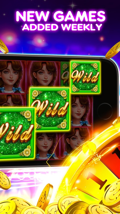 Ladyluck Slots – Vegas Casino screenshot-1