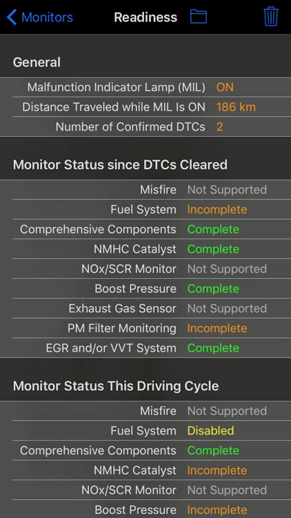 OBD Evolution: Car Diagnostics screenshot-6