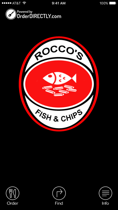 Rocco's Fish & Chips, Forth screenshot 1