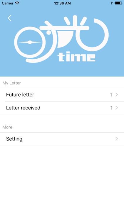 Time Messenger
