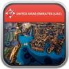 オフラインマッフ アラフ首長国連邦(UAE): City Navigator Maps