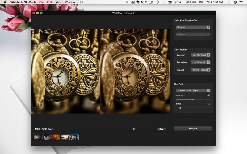 WidsMob FilmPack Screenshots