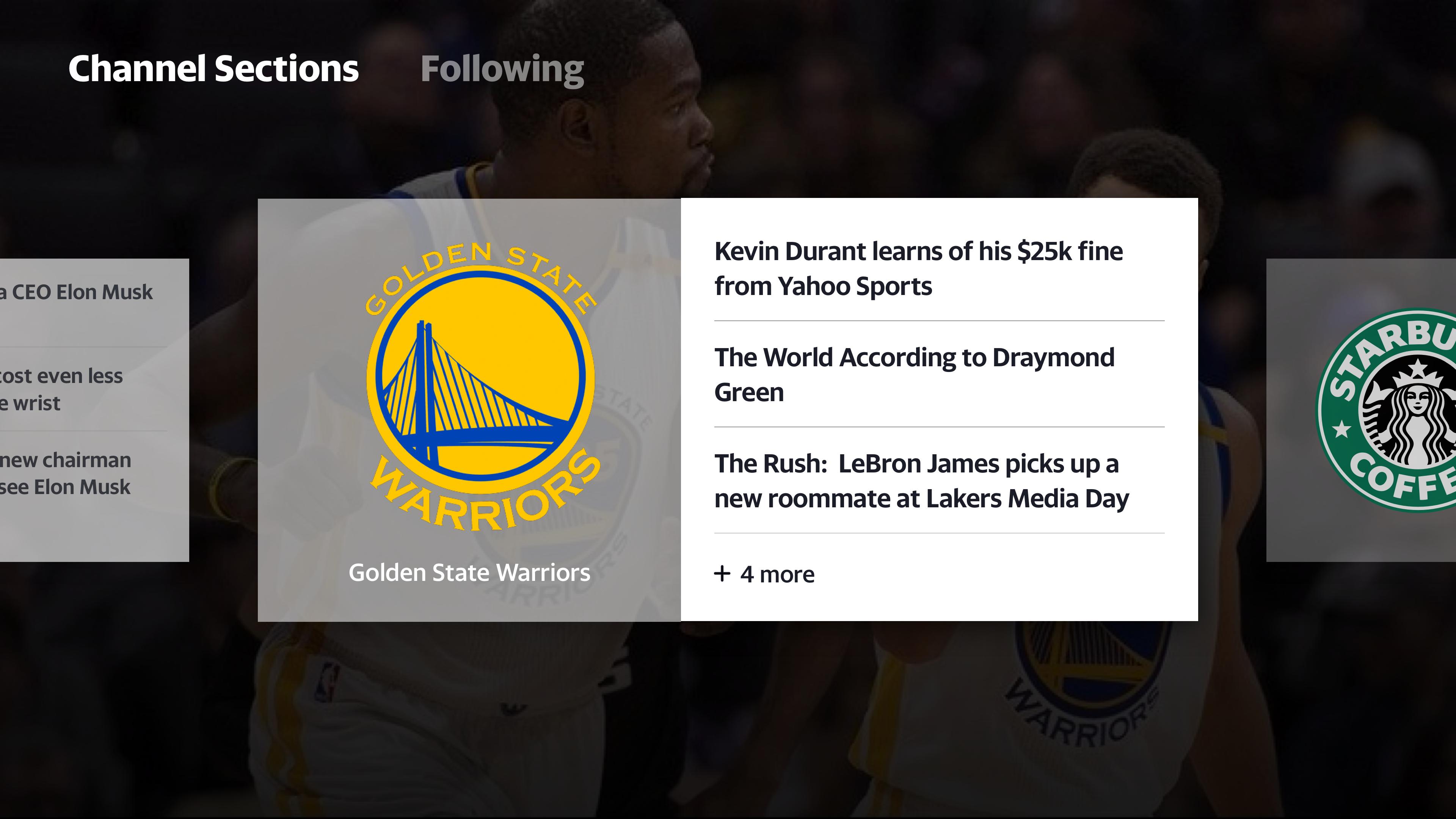 Yahoo: Sports, Finance, & News screenshot 4