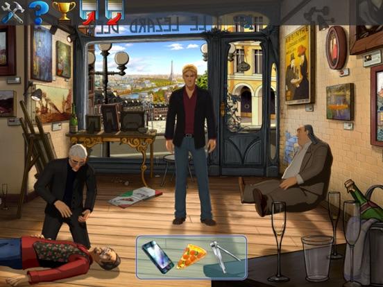 Broken Sword 5: Проклятие Змея на iPad