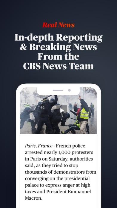 Cbs News review screenshots