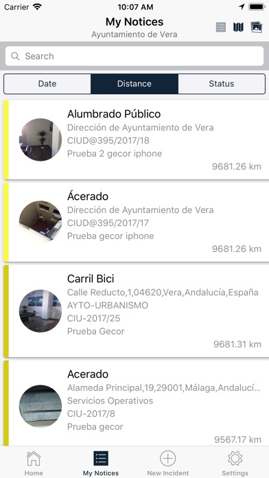 Ayuntamiento de Vera screenshot 3