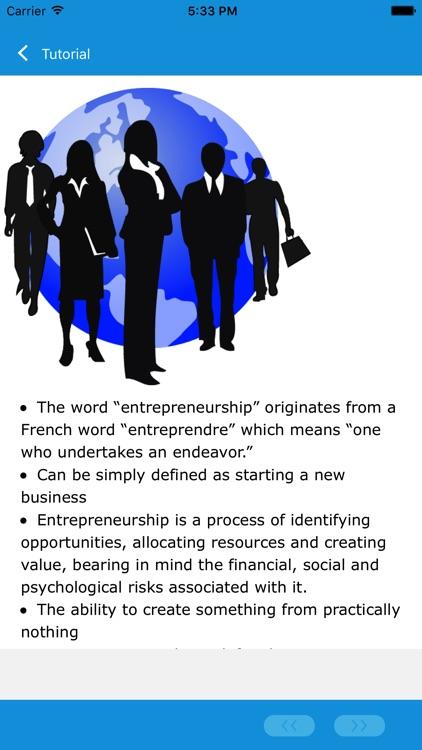 Learn Entrepreneurship screenshot-4