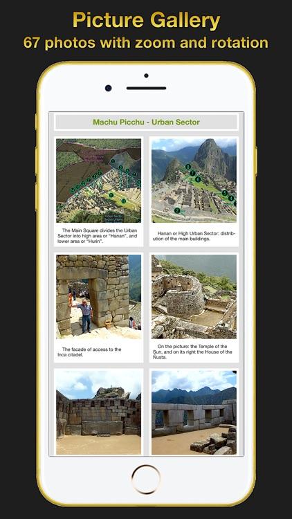Machu Picchu Llaqta Inca screenshot-5