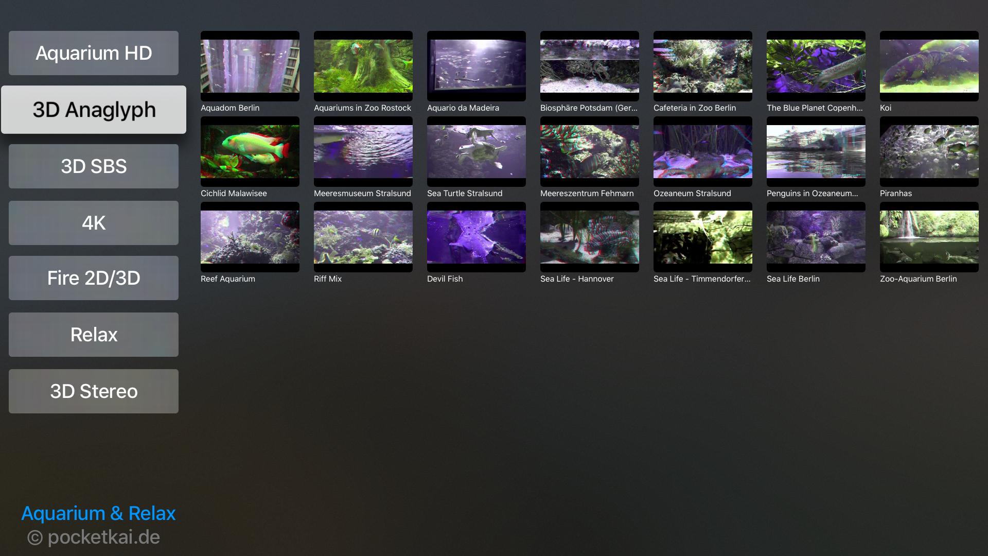 Aquarium & Relax screenshot 8