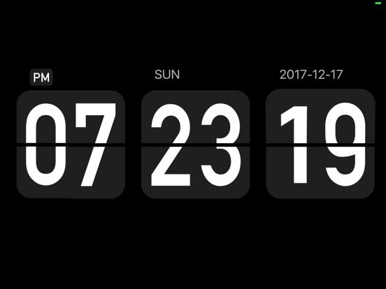 telecharger fond ecran horloge numerique gratuit