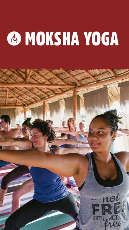 Moksha Hot Yoga