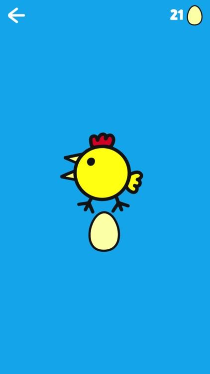 Happy Chicken Lay egg screenshot-0