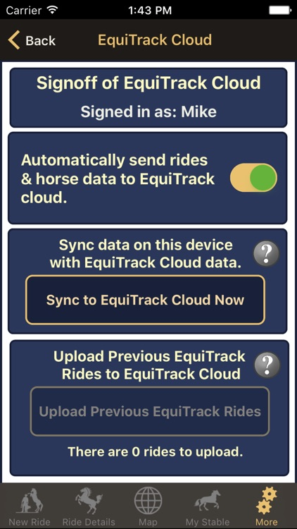 EquiTrack - Equine Training screenshot-4