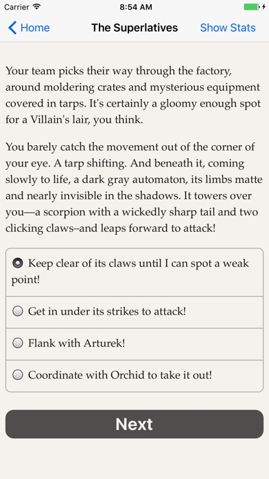 The Superlatives: Aetherfall screenshot 2