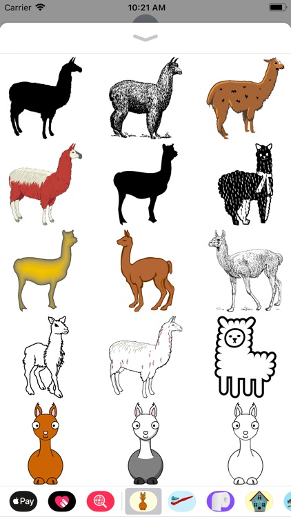 Lllama Stickers screenshot-0