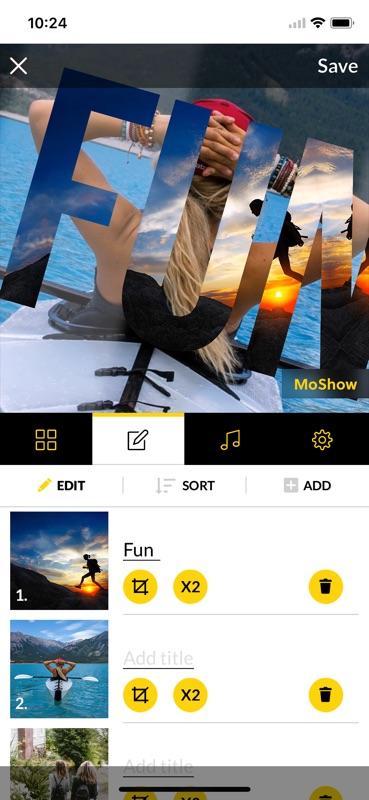 MoShow - Photo Slideshow Maker - Online Game Hack and Cheat
