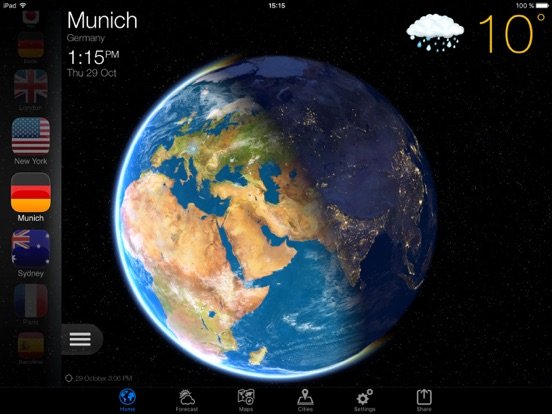 Weather Now Accurate Forecast Screenshots