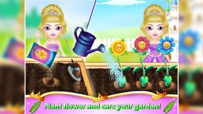 pretty princess little helper Screenshot