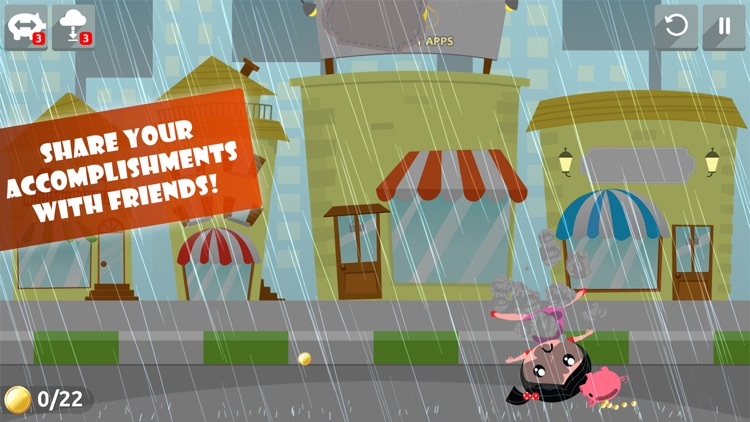 Raining Coins screenshot-4