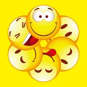 Emoji Keyboard Gif for Bitmoji