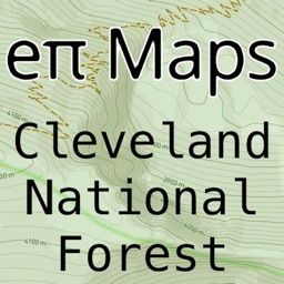 Cleveland National Forest — eπ Maps