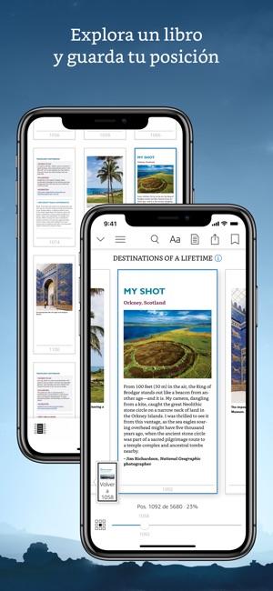 Kindle en App Store
