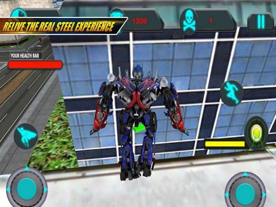 AUTO Robots Battle Alien screenshot 5