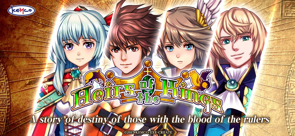 RPG Heirs of the Kings