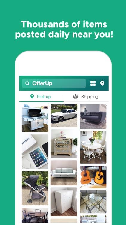 OfferUp - Buy. Sell. Simple. screenshot-4