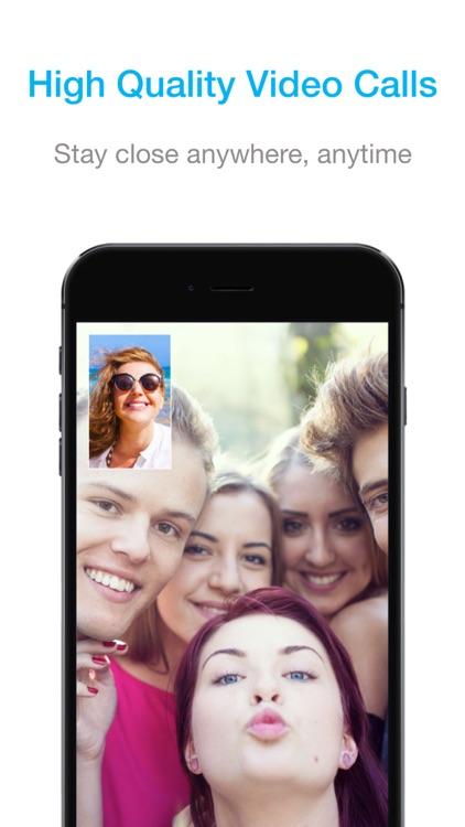 JusTalk - simple video calling screenshot-0