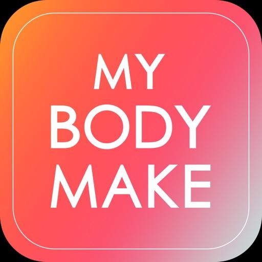 自宅でトレーニング! MY BODY MAKE