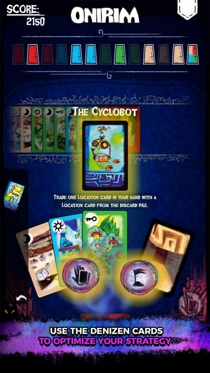 Onirim - Solitaire Card Game screenshot-4