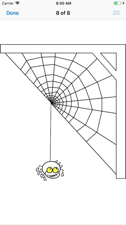My Spiderweb Sticker Pack screenshot-7
