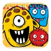 Happy to Learning Classify- Cute Small Monster