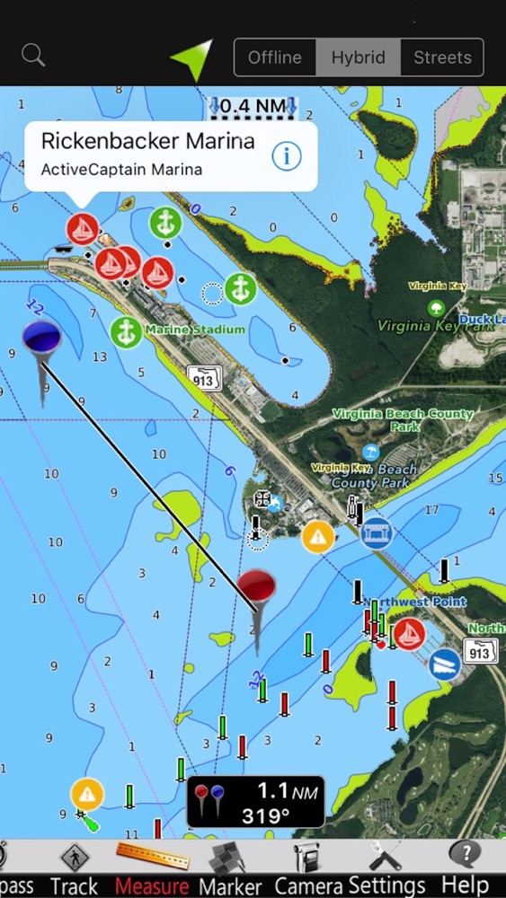 Ceuta GPS Nautical charts App for iPhone - Free Download Ceuta GPS
