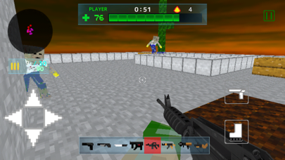 Screenshot from Death Blocks 2