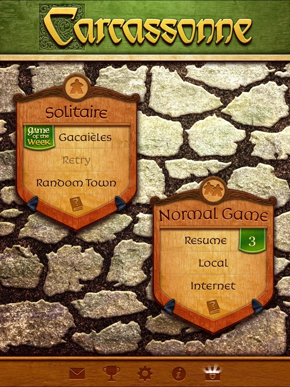 Screenshot #2 for Carcassonne