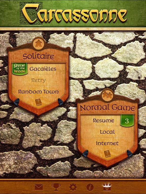 Carcassonne для iPad