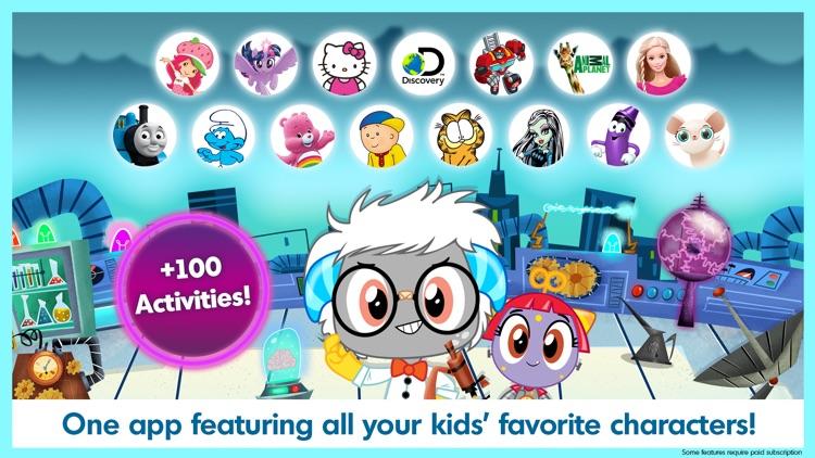 Budge World - Kids Games & Fun screenshot-0