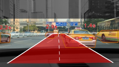Pre-Crash Dash Camera 2in1 screenshot 1