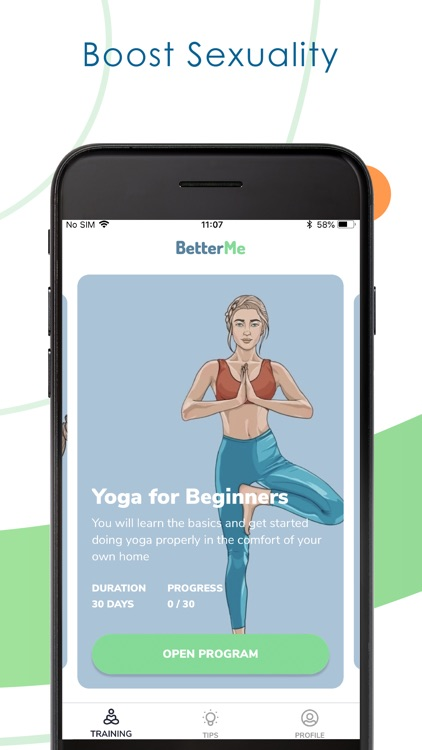 BetterMe: Yoga screenshot-2