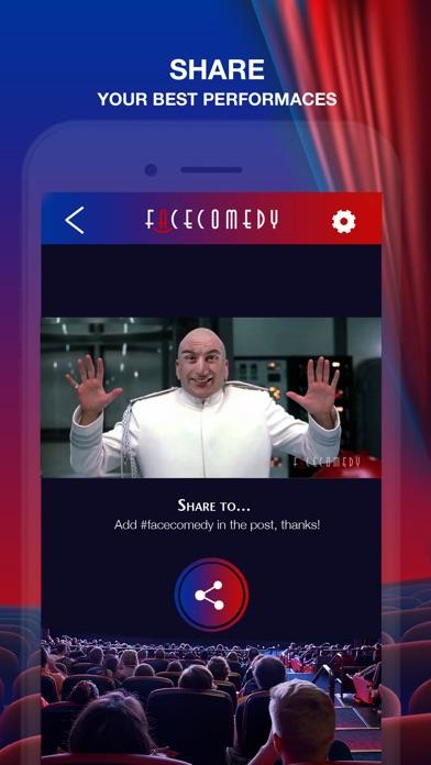 FaceComedy screenshot1