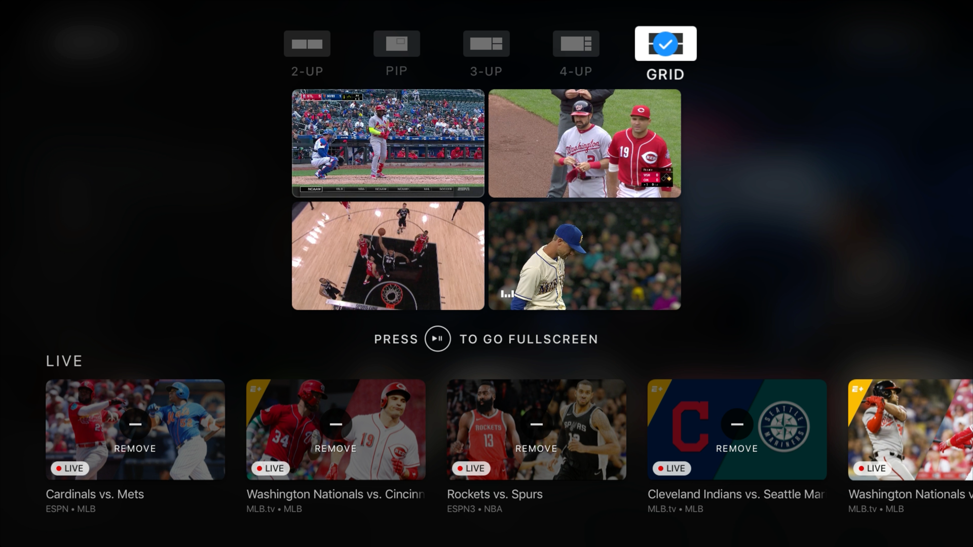 ESPN: Live Sports & Scores screenshot 22