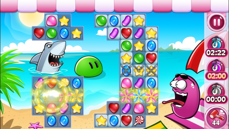 Candy Jewel World