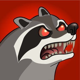 Enraged Raccoon Fun