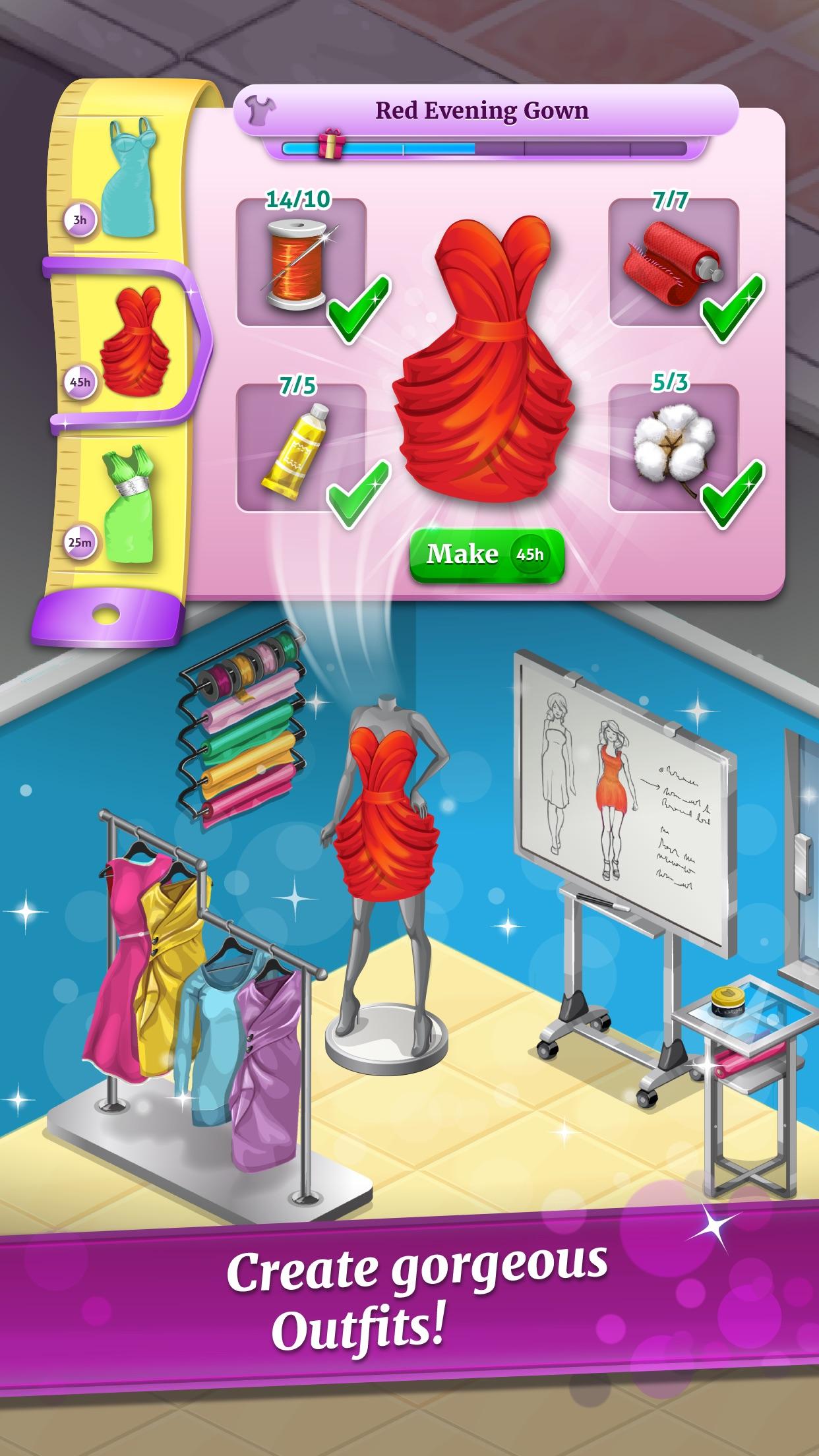Fashion City 2 Screenshot