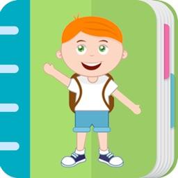 Kids Diary App: School Activity Tracker