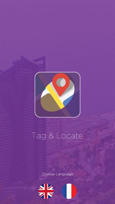 Screenshot for Tag And Locate in Singapore App Store