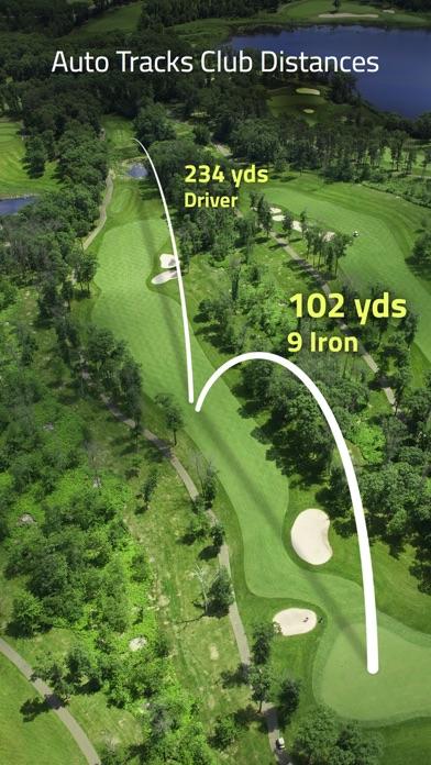 TrackMyGolf Golf GPS Screenshot