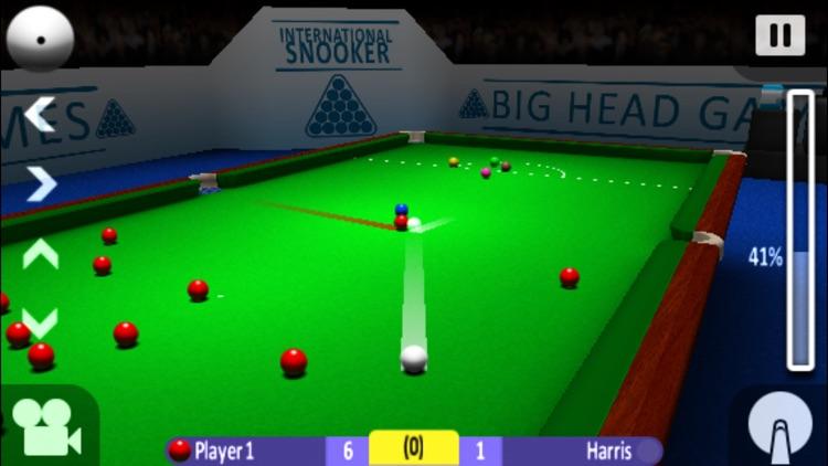 International Snooker Classic screenshot-4